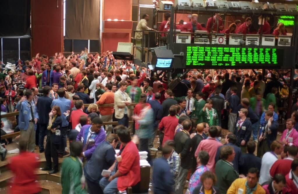 Futures Trading Börse