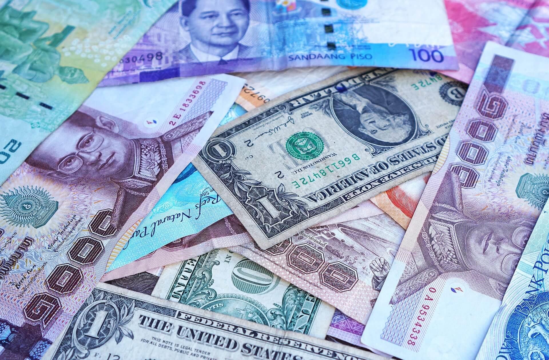 Forex - Banknoten